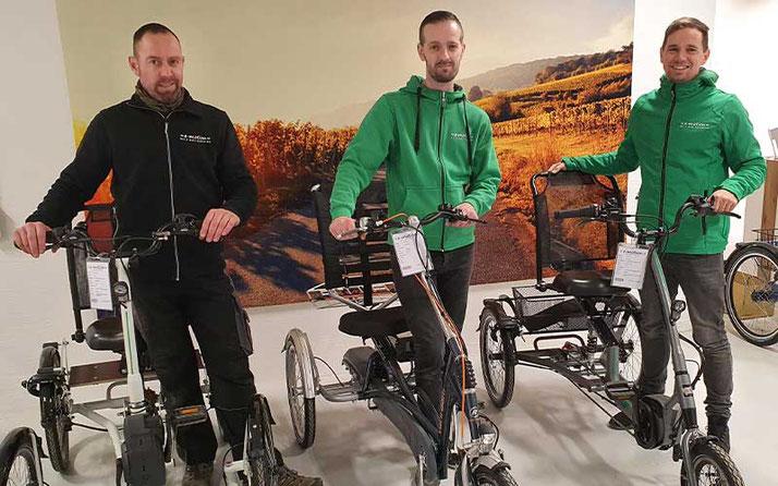Ihre Dreirad- und Elektro-Dreirad Experten im Dreirad-Zentrum Pforzheim