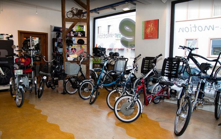 Elektro-Dreirad Händler im Dreirad-Zentrum Worms - kompetente Beratung vom Experten