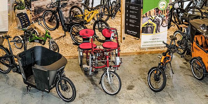 Das Dreirad-Zentrum Ahrensburg