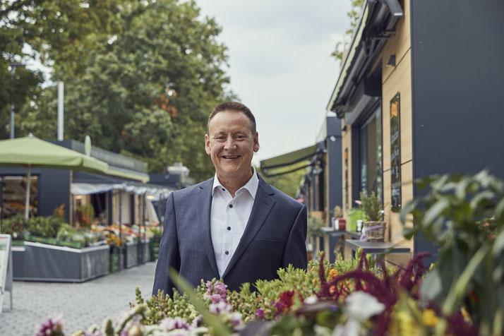 Dr. Thomas Jung, Fürths Oberbürgermeister | Quelle: SPD Fürth