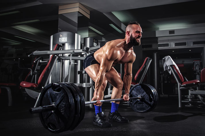 4-week workout plan muscle mass