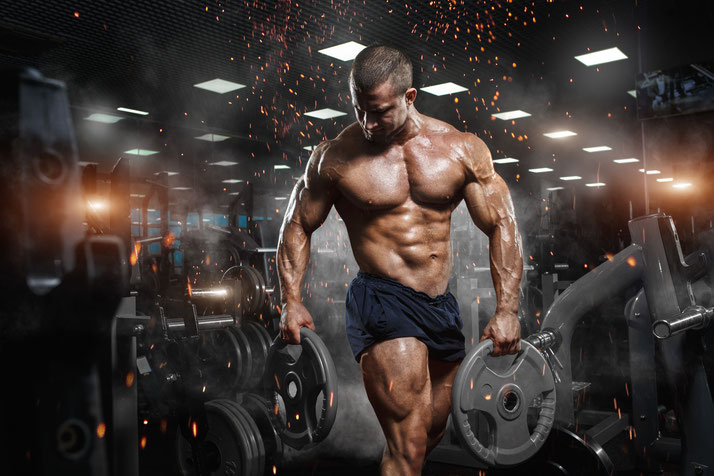 HARDCORE BODYBUILDING WORKOUT PLAN