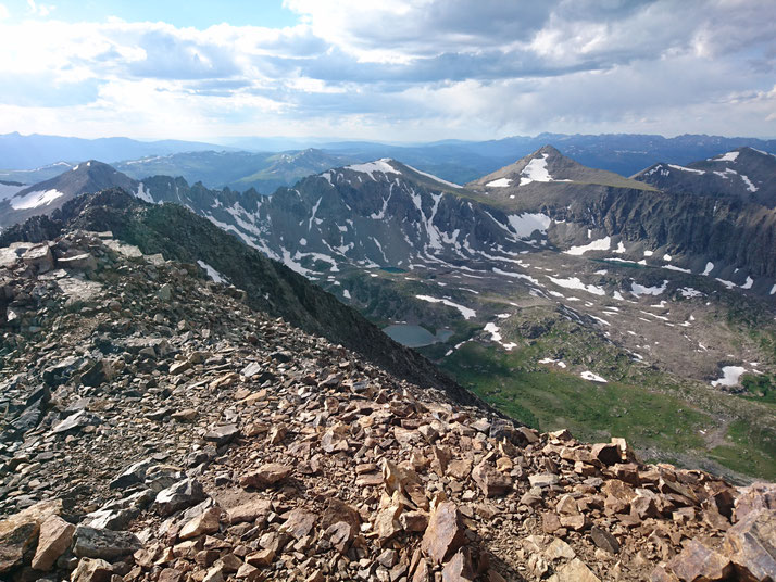 Quandary Peak, Colorado