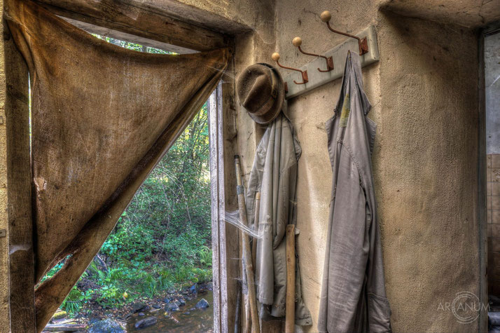 Laundry Shop in the Harz Mountains