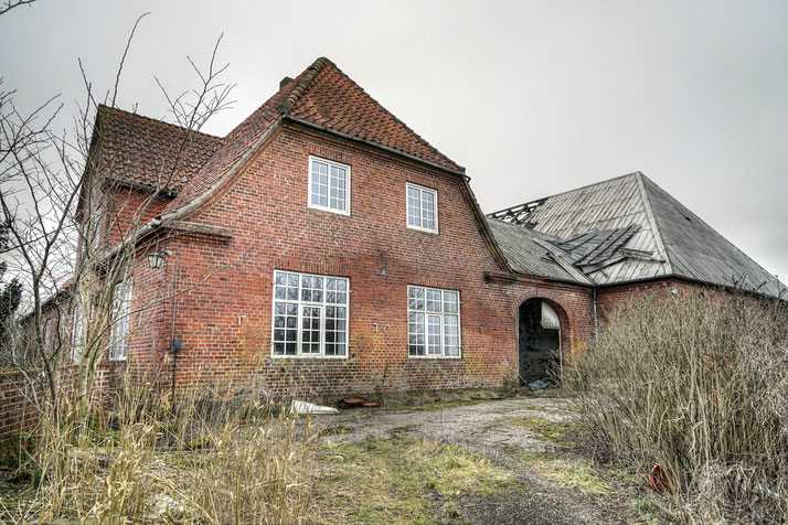 Abandoned Farmhouse in the South of Denmark