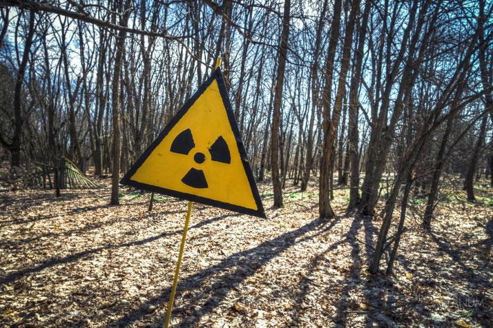 Chernoby Exclusion Zone | Sperrzone von Tschernobyl