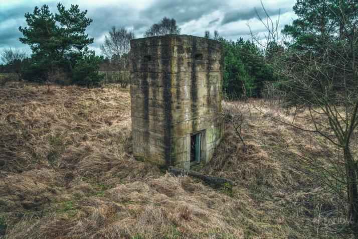 Soviet Command Bunker | Sowjetischer Gefechtsstand Lärz