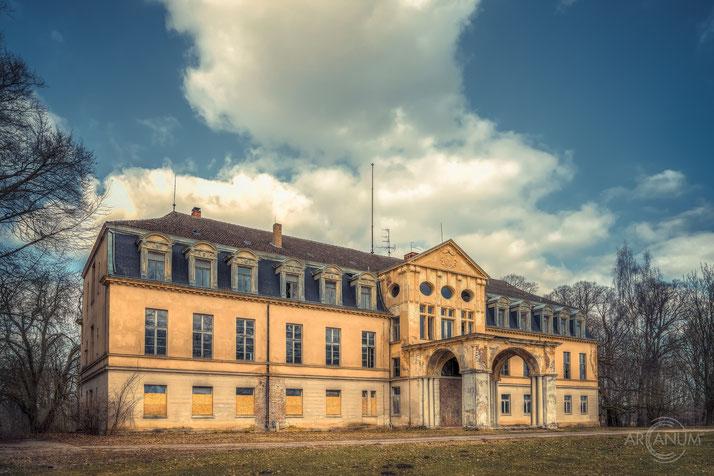 Abandoned Caslte in Germany | Verlassenes Herrenhaus in Mecklenburg-Vorpommern