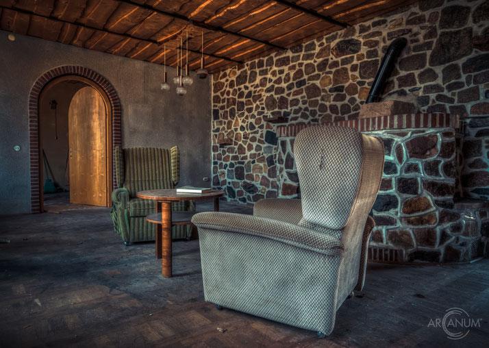 Abandoned Villa in Mecklenburg | Verlassene Villa in Mecklenburg-Vorpommern