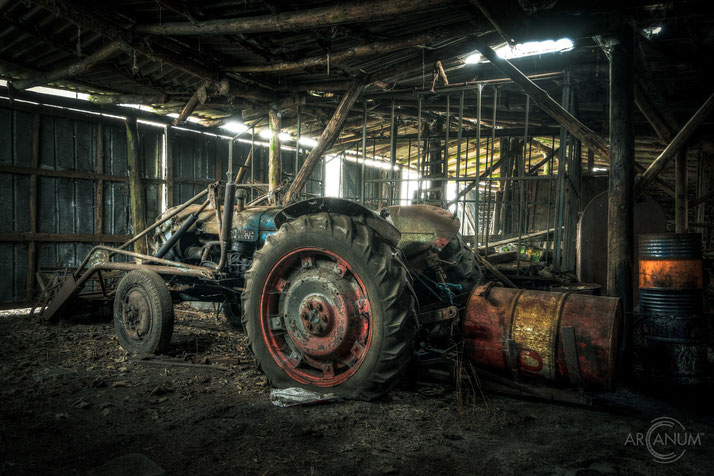 Abandoned Farmhouse in Southern Denmark | Verlassenes Bauernhaus in Dänemark