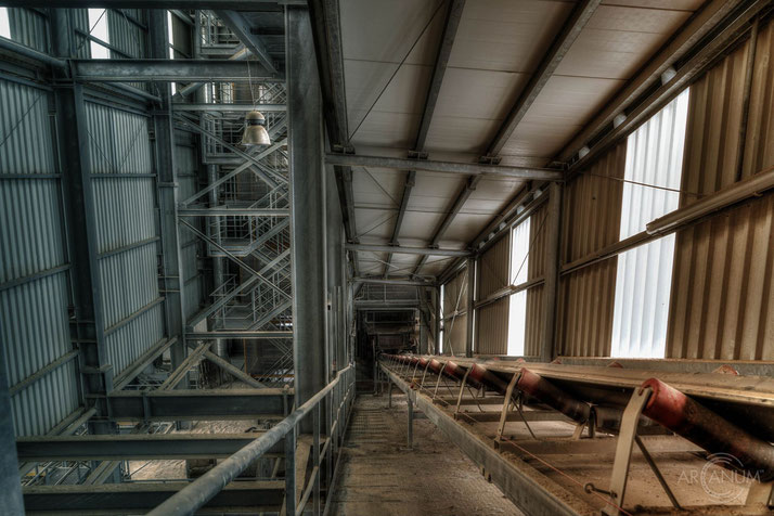 Abandoned Factory in Northern Germany