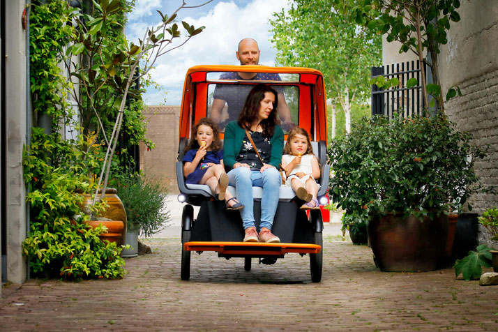 Van Raam Chat Transport-Dreirad 2020