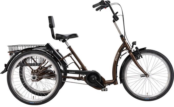 Dreirad für Erwachsene Pfau Tec Palermo