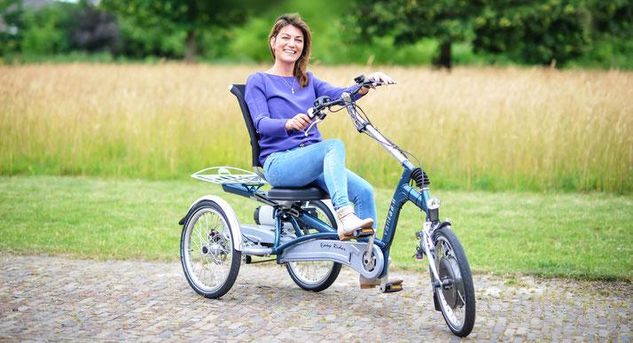 Dreiräder in Wien Probe fahren