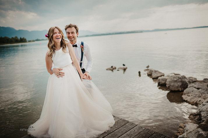 Hochzeitsfreude