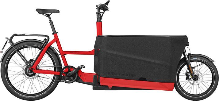Riese und Müller Packster 70 Lasten e-Bike