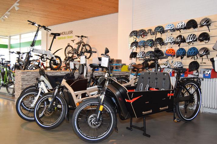 Cargo e-Bikes kaufen, leasen und finanzieren im Lastenfahrrad-Zentrum Schleswig - Ihr Experte für Cargobikes in Schleswig