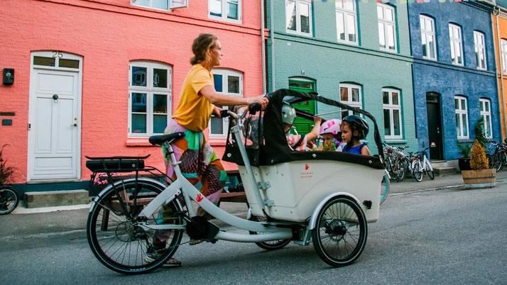 Triobike Lastenfahrrad Modelle 2021