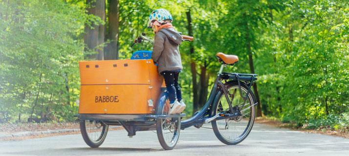 die Stadt Gießen fördert wieder Lastenräder