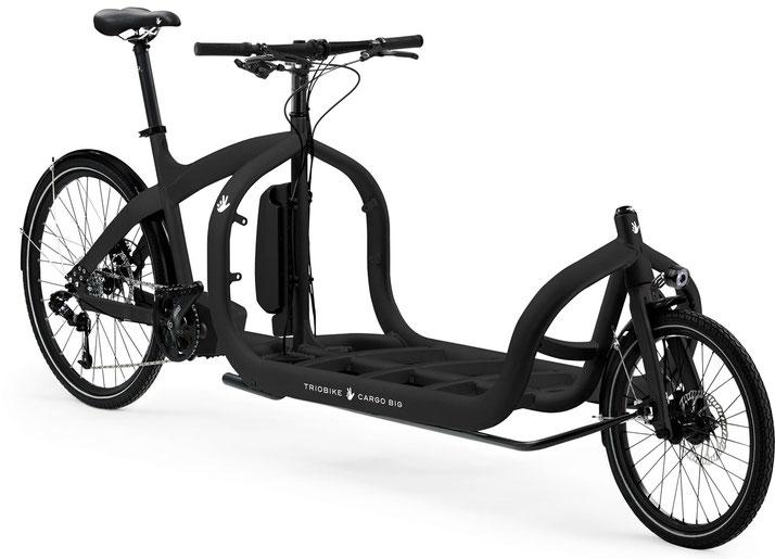 Triobike Cargo Big Lasten e-Bike / Cargo e-Bike 2021