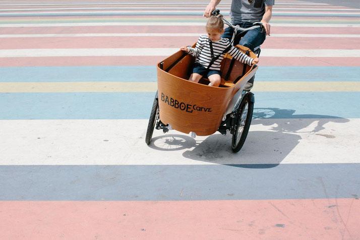 Lasten e-Bikes boomen in Deutschland