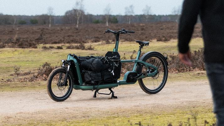 Versichern Sie Ihr Lasten e-Bike direkt mit