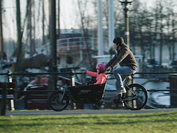 Großer Ansturm auf Zuschüsse für Lastenfahrräder in Hamburg