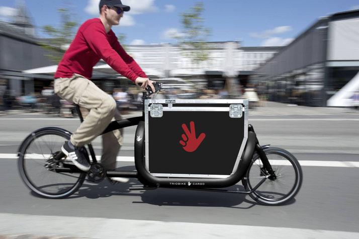 Neues Förderprogramm der Bundesregierung soll Lastenräder stärken