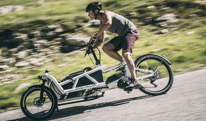 S-Pedelecs - Speed Lasten e-Bikes