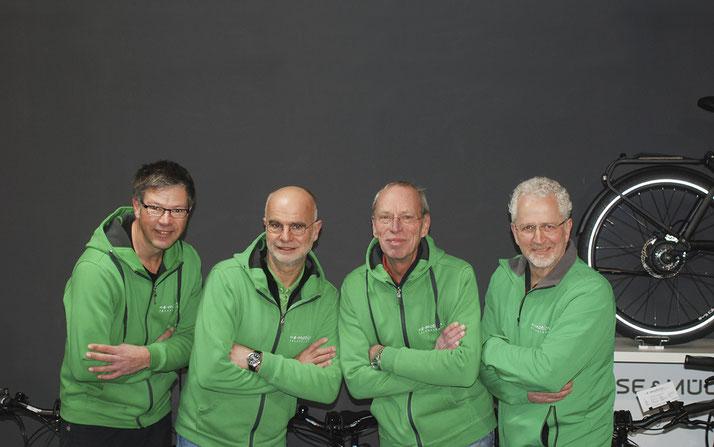 Team Lastenfahrrad-Zentrum Hamm