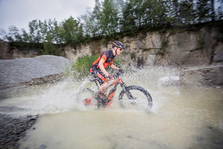 KTM Macina Freeze e-Mountainbikes 2017