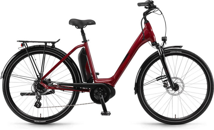 Winora Sima e-Bikes 2020
