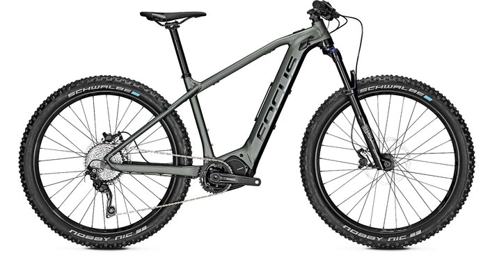 Focus Jam² HT 6.8 Plus e-Mountainbike 2019