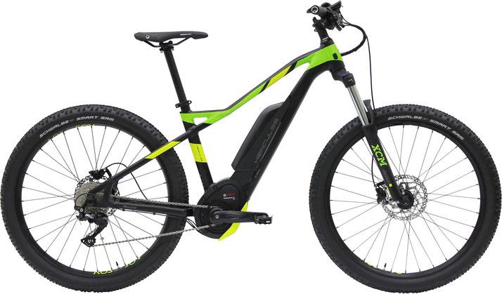 Hercules Nos CX Sport - e-Bikes 2019