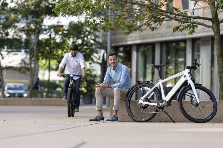 e-Bike Abholservice von Ihren e-motion e-Bike Experten der e-motion e-Bike Welt Dietikon