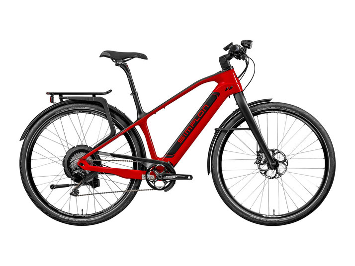 Simplon Silkcarbon Neodrives XT-10 City/Trekking e-Bikes 2020