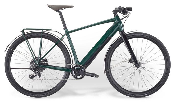 IBEX eTimeless Trekking e-Bikes 2019