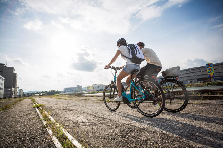 KTM Macina City e-Bikes 2017