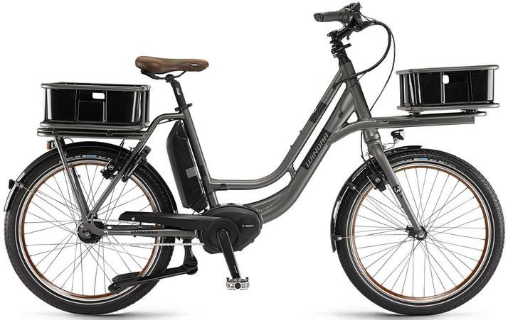 Winora Cargo / Lasten e-Bike E-Load - 2017