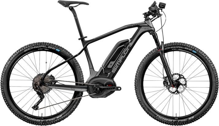 Simplon Sengo 275 Urban e-Mountainbike 2019