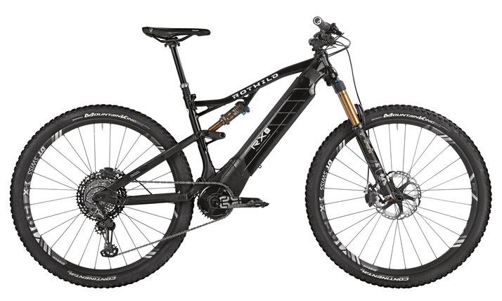 Rotwild All Mountain R.X+ e-Mountainbikes 2018