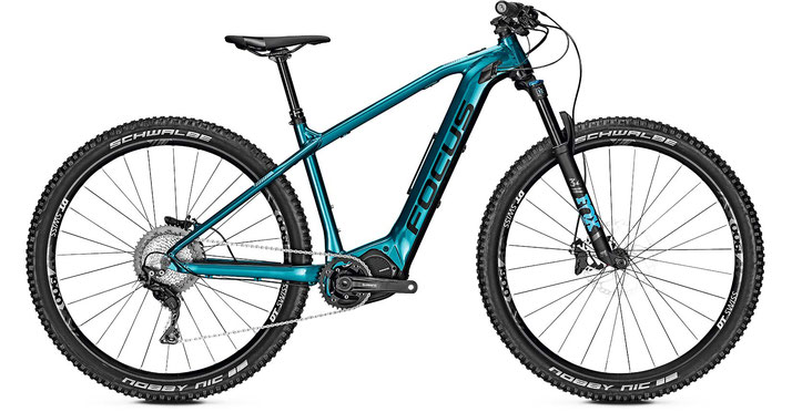 Focus Jam² 6.9 Nine e-Mountainbike 2019