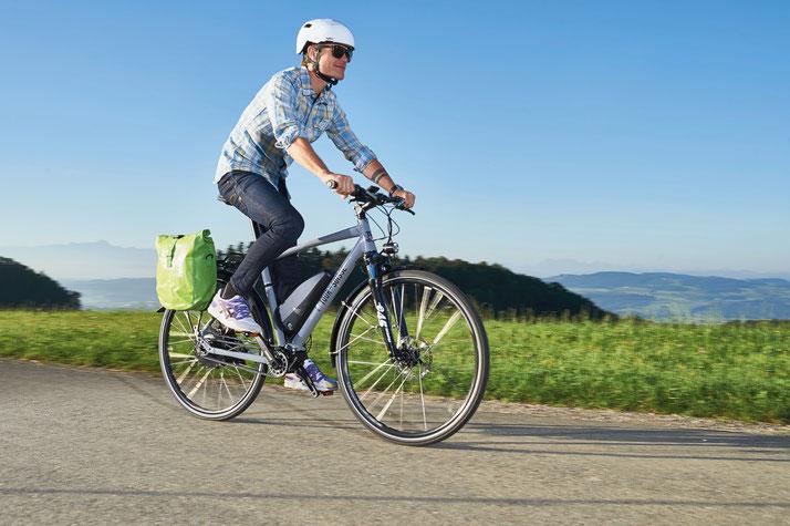 Tour de Suisse Speedster Trekking e-Bikes/Speed Pedelec 2018