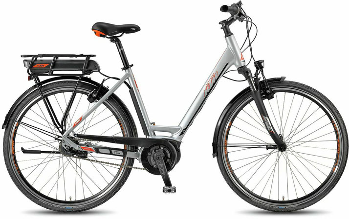 KTM MACINA Classic 8RT CL-A4I City e-Bike 2018