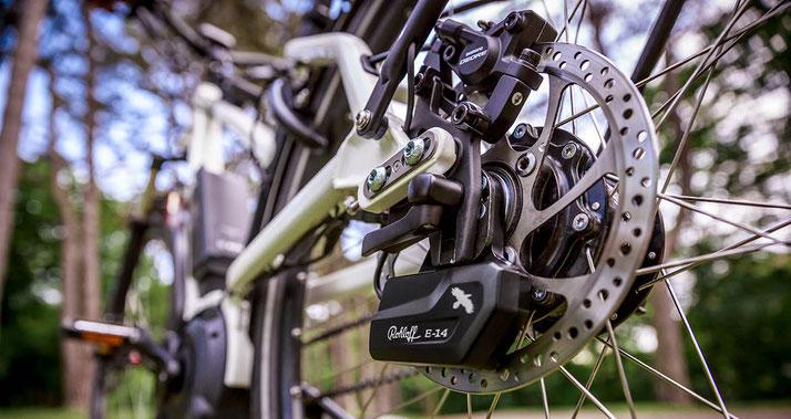 Die Bosch Speedhub Nabenschaltung ist eine wirkliche Alternative zu Kettenschaltungen und auch in einer elektrischen Variante verfügbar