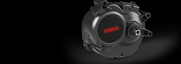 Der Yamaha PW-SE e-Bike Antrieb ist der neuste Motor aus dem Hause Yamaha und perfekte Allrounder