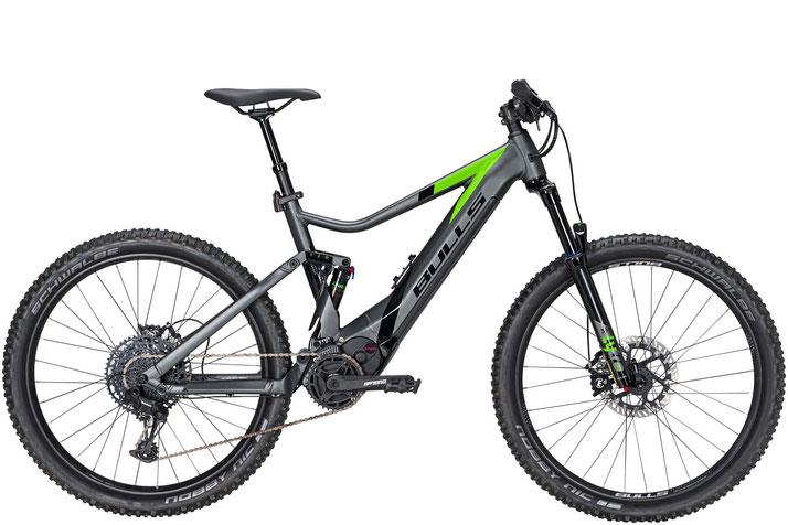 Bulls E-Stream Evo TR2 e-Mountainbike 2020