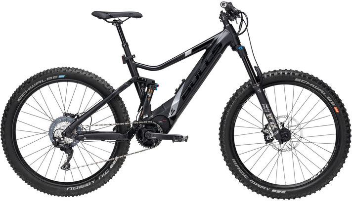 Bulls E-Stream Evo 4 27,5+ e-Mountainbike 2019