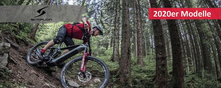 Simplon City/Trekking e-Bikes/e-Mountainbikes 2017