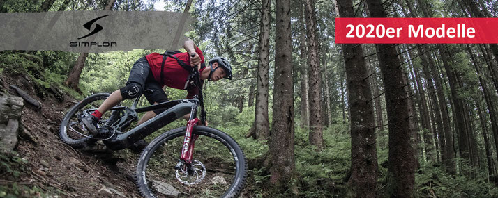 Simplon City/Trekking e-Bikes/e-Mountainbikes 2020